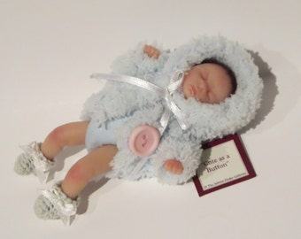 """Collector Baby Doll """"Sweet as You Please"""" Collection by Ashten Drake, First in the Series"""
