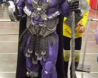 Skeletor Cosplay Costume