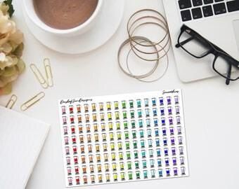 Smoothie  | Planner Stickers