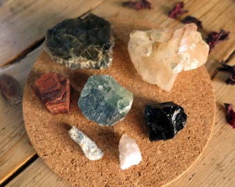 Healing Crystal Kit