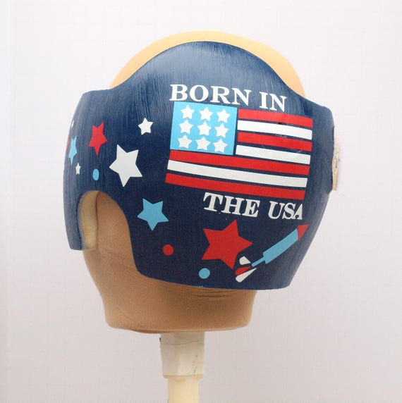 Cranial Band Doc Band Baby Helmet Decals Fourth Of July - Baby helmet decals