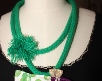 original handmade necklace made in France