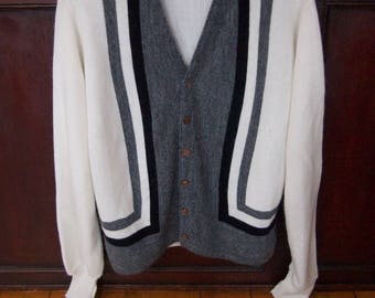 Vintage Jack Nicklaus Cardigan Sweater by Revere