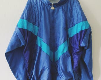 Vintage Track Suit Jacket/Vest
