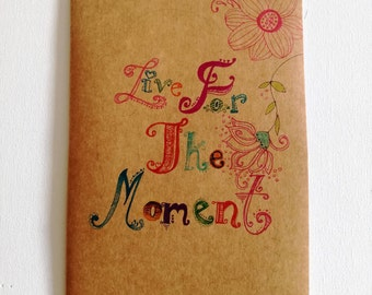 Kraft paper, handrawn, doodle, calligraphy, back to school, squared paper notebook