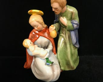 Goebel Figurine Mary,Joesph, and Jesus