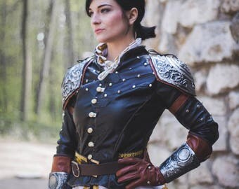 Syanna The Witcher Blood and wine Cosplay costume made to order