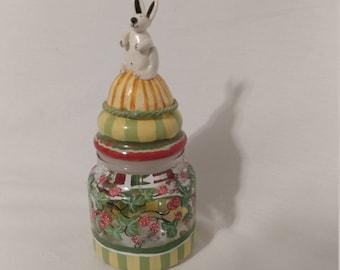 Little Bunny Jar