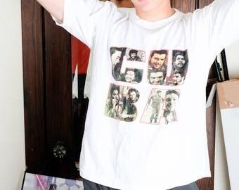 VINTAGE Cuba, Che & Fidel T