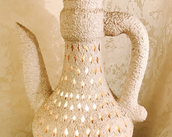 Teapot Lamp Etsy