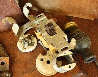 Vintage Electrical Parts
