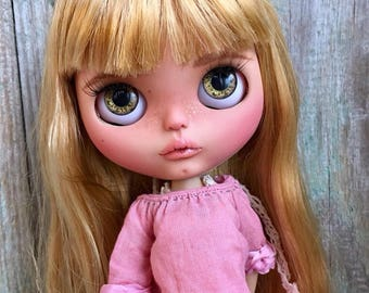 Don't buy SOLD OUT on layaway OOAK Blythe doll custom