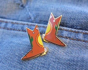 Boot Buddy Pins