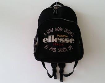 Vintage Ellesse School Bag
