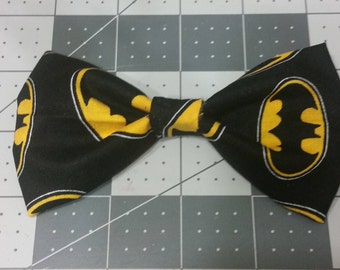 Batman Boys Clip on Bow Tie