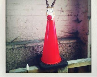 Christmas Reindeer lamp