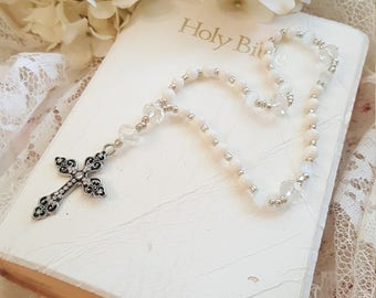 Anglican Prayer Beads - Ladies Rosary - Peace