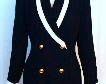 Black Retro Jacket