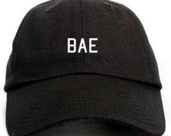 Bae Dad Hat Black