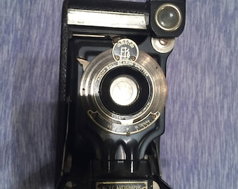 No. 2-C Kodak Jr. Autographic folding Camera
