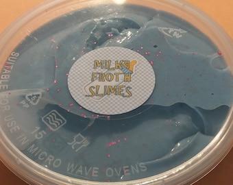 Blue Raspberry Tart || Creamcheese Slime