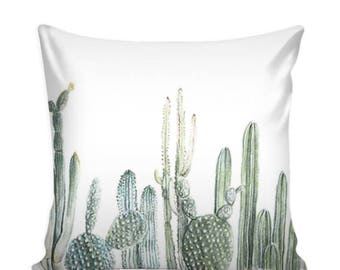 Cactus Pillow Cover 16 X 16