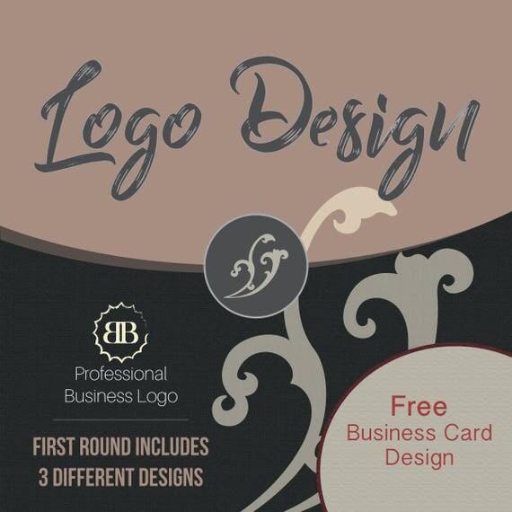 logo design free business card design