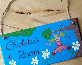 Door signs - Completely personalised & bespoke