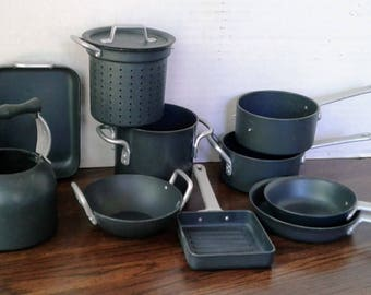"""Toy Cookware Doll Dishes Pots Pans 18"""" Doll Dishes"""