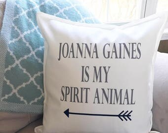 Joanna Gaines pillow cover