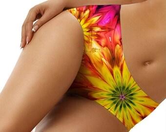 Hippie Girl Underwear