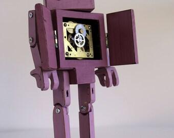 vintage robot