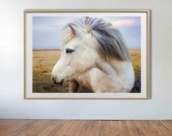 Horse Print, Digital Horse Print, Horse Decor, Horse Wall Art, Horse Printable, Horse Art Print, Art Print, Print for Wall,Horse Photography