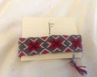 Tribal Friendship Bracelet