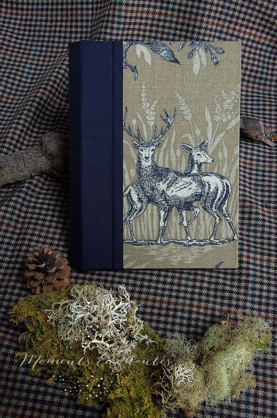 "Hunting hunting ""Deer"" personalized notebook Huntress Hunter hunting hunting hunting wood big game hunting shooting"
