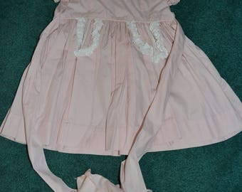 Vintage Girls Toddler Dress