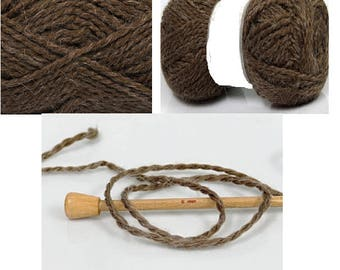 Set of 4 skeins of 100g of yarn