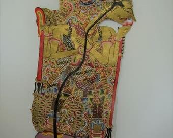 Wayang Kulit Javanese Shadow Puppet