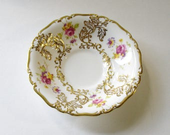 Foley Saucer, Replacement Saucer, Antique Saucer, Fine Bone China Replacement, Made in England
