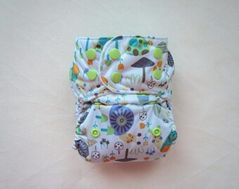 Snail Buddy, Cloth Diapers, Boy Cloth Diapers, Modern Boy, Pocket Diapers, One size Diaper, Stay Dry Diaper, Washable diapers, Cloth Nappy