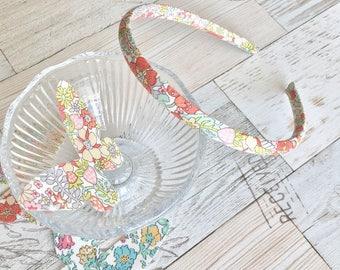 Liberty headband<Flower Tops>