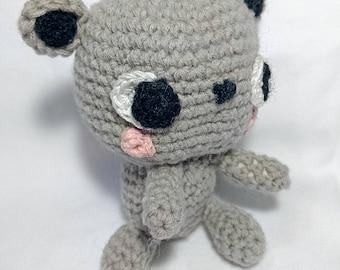 Mickey Mouse Amigurumi crochet