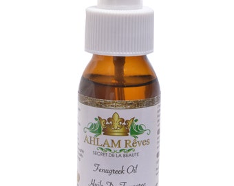 100 % Organic 60 ml Fenugreek Oil