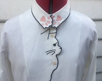 Kitty cat shirt