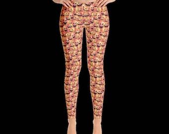 Women's Leggings Halloween Design 1