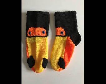 Novelty Bed Socks