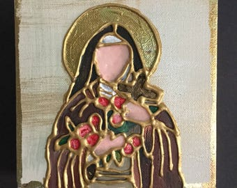 St. Therese of Lisieux, Little Flower