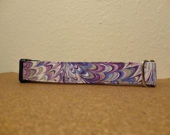Purple Purple Purple Dog Collar, Dog Lover, Girl Dog Collar, Boy Dog Collar, Martingale, Martingale Dog Collar, curlytailedhawk