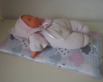 Cotton doll mattress