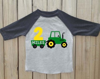 Tractor birthday shirt, farm birthday shirt, tractor shirt, birthday shirt, farm birthday party, tractor birthday party, farm party, tractor
